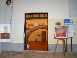 Personale di pittura,Sala Rossetti,Vasto(Ch)