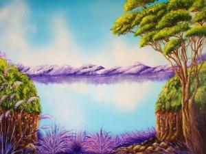 lago fiabesco